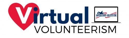 Virtual volunteerism